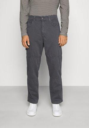 UTILITY TROUSER - Pantaloni - grey