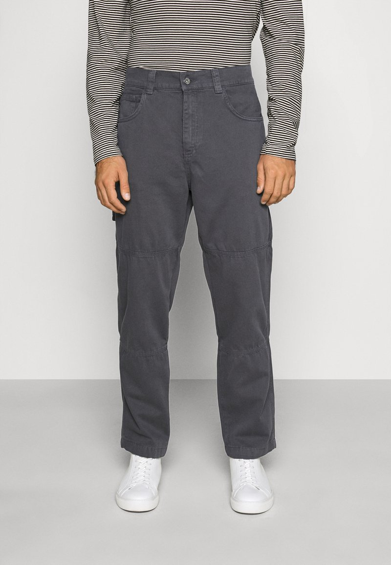 Kickers Classics - UTILITY TROUSER - Trousers - grey