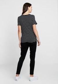 Esprit Maternity - PANTS - Jeans slim fit - black - 2