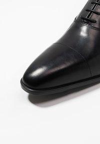 Giorgio 1958 - Elegantní šněrovací boty - bellaria nero - 5