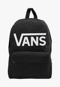 Vans - NEW SKOOL BACKPACK  - Rugzak - black/white - 1