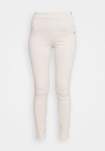 PANTS - Jeggings - racy gray