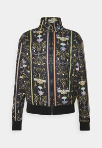 Versace Jeans Couture - TECNO PRINT TUILERIES  - Training jacket - black - 6