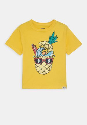 TODDLER BOY GRAPHICS - Print T-shirt - canary yellow