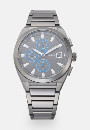 Zegarek chronograficzny - gunmetal