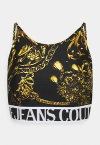 Versace Jeans Couture - Top - black/gold - 5