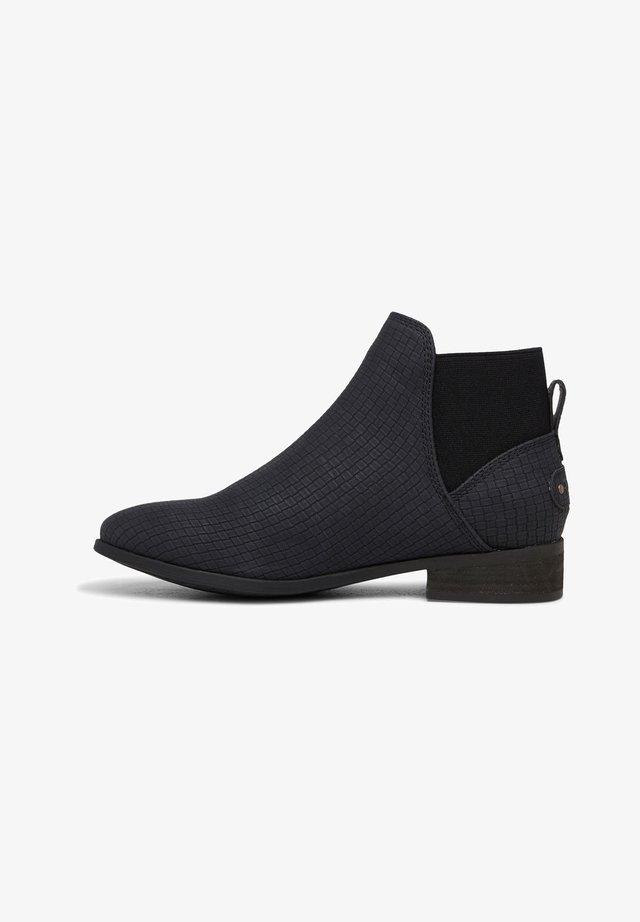 REINNS - Korte laarzen - black
