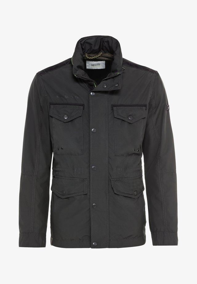 Outdoor jacket - anthra