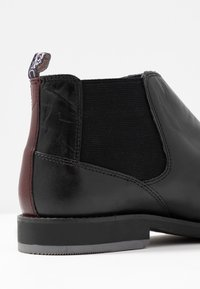 Base London - KEELER - Classic ankle boots - black - 5