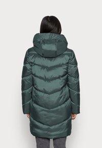 VILA PETITE - VIADAYA JACKET - Winter coat - darkest spruce - 2