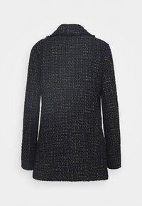 Pinko - PRIMO CABAN COAT - Cappotto corto - blue nero - 1
