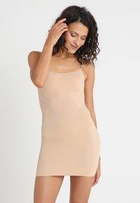 Calvin Klein Underwear - FULL SLIP - Shapewear - beige - 1