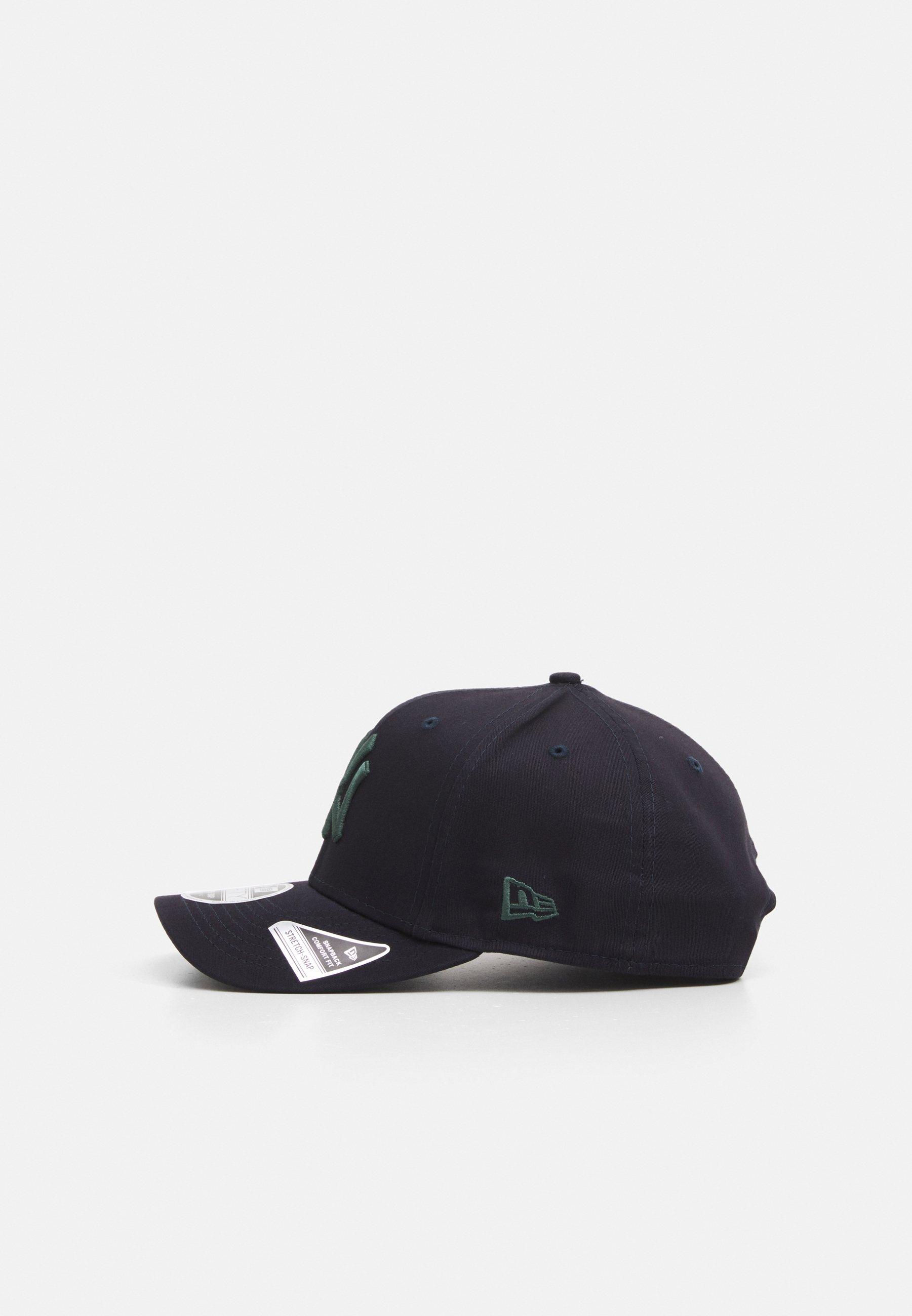 New Era Colour Essentials 9fifty Stetch Snap - Cap Navy/dark Lichen/dunkelblau