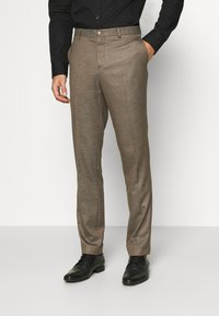 Viggo - BODON SUIT - Oblek - brown - 4