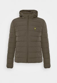 Lyle & Scott - LIGHTWEIGHT JACKET - Allvädersjacka - trek green