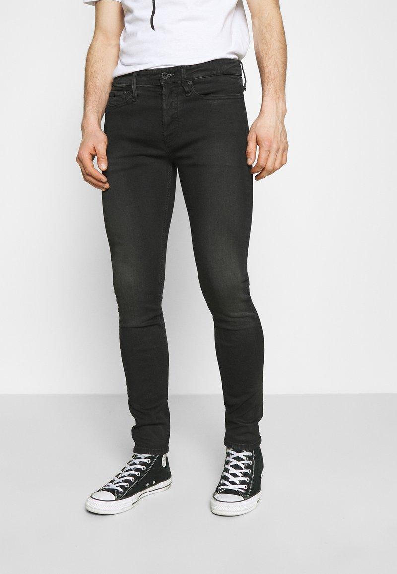 Denham - BOLT - Skinny džíny - black