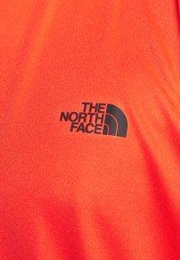 The North Face - MEN'S REAXION AMP CREW - Jednoduché triko - flare - 4