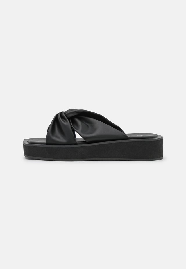 VEGAN ORSA - Mules - black