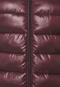 Q/S designed by - Winter jacket - dark ruby - 2