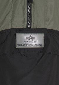 Alpha Industries - TAPE ANORAK - Windbreaker - vintage green - 2
