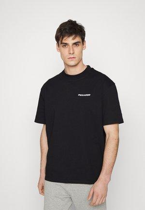 LOGO TEE UNISEX - T-shirt basic - black