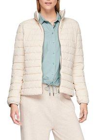 s.Oliver - Winter jacket - beige - 3