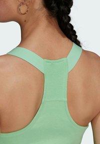 adidas Originals - ADICOLOR CLASSICS RACERBACK  - Jersey dress - green - 3