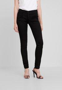 Freeman T. Porter - COREENA - Jeans slim fit - stay dark - 0