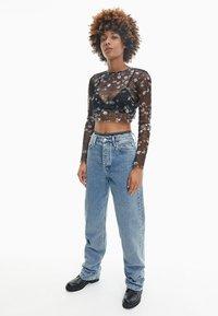 Calvin Klein Jeans - Blouse - ck black - 1