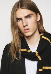 PS Paul Smith - EXCLUSIVE SCARF UNISEX - Scarf - black - 0