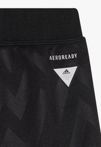 adidas Performance - JB TR XFG SH - Sportovní kraťasy - black/white - 4
