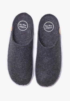 NOLAN-FR - Pantoffels - negre