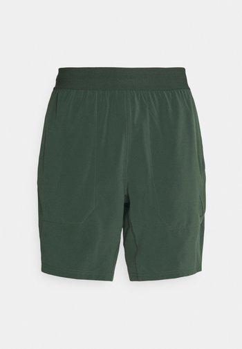 SHORT - Pantaloncini sportivi - galactic jade