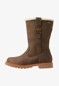 Barbour - CHOPWELL BOOT - Winter boots - umber - 1