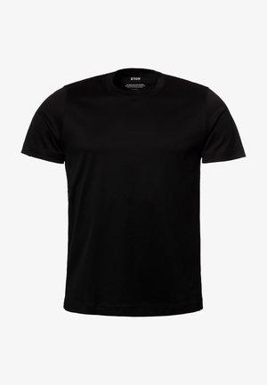 T-shirt - bas - black