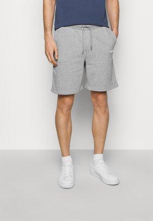 LENS - Shorts - light grey melange