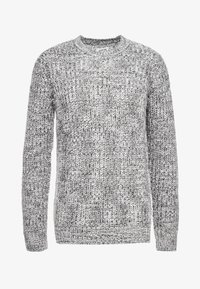 Pier One - Pullover - mottled grey - 4