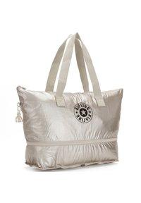 Kipling - Tote bag - cloud metal - 2