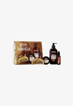 BARBER CLUB COFFRET SET PREMIUM - Hair set - -