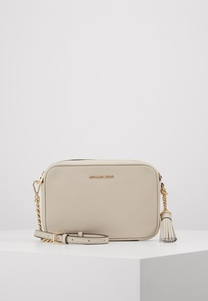 JET SET CAMERA BAG MERCER PEBBLE - Borsa a tracolla - light sand