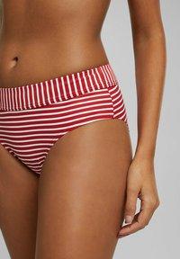 Esprit - Bikini bottoms - red - 4