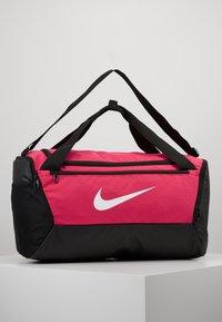 Nike Performance - DUFF 9.0 - Sports bag - rush pink/black/white - 0