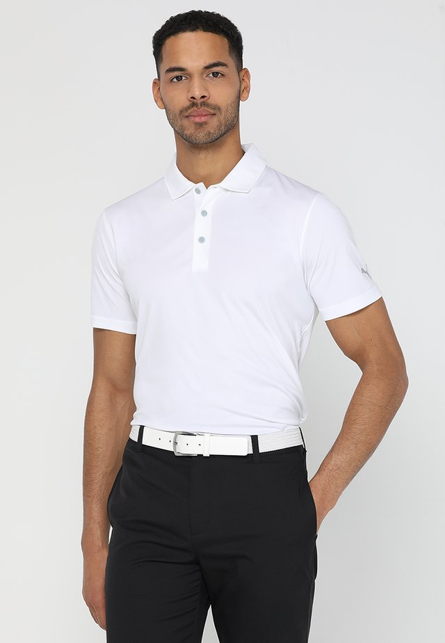 ROTATION  CRESTING - Funkční triko - bright white