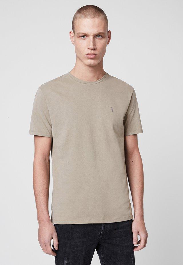 BRACE TONIC  - T-shirts basic - khaki