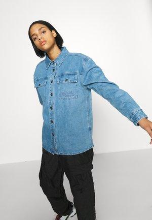 SHAY - Jeansjakke - blue denim