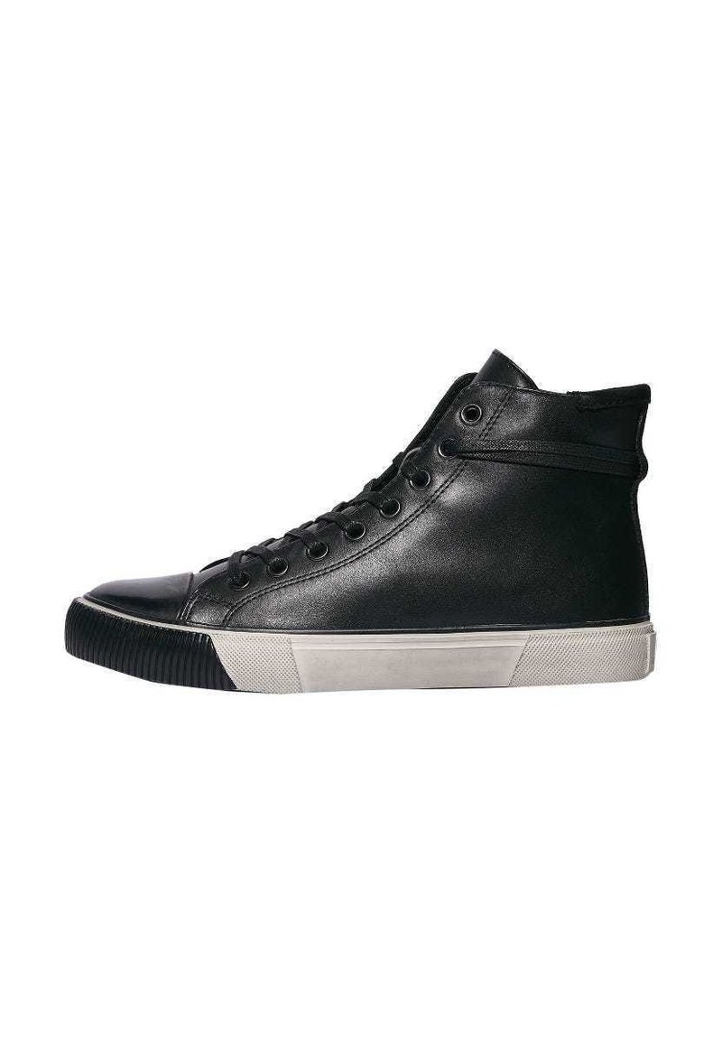 AllSaints - High-top trainers - black