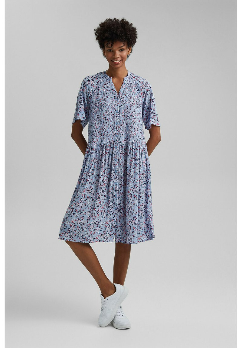 edc by Esprit - Day dress - light blue