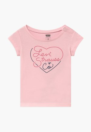 GRAPHIC TOP - Camiseta estampada - rose shadow