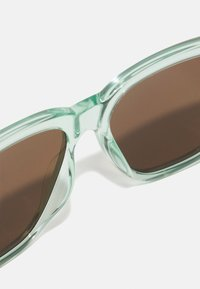 Gucci - UNISEX - Zonnebril - green/silver-coloured/brown - 3