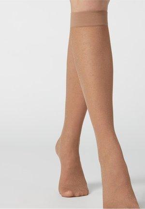 Socks - grigio antracite mel.st.righe
